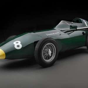 Vanwall vai recriar o primeiro carro campeão da Fórmula 1