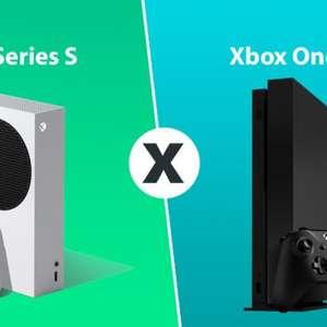 Xbox Series S e One X; geração anterior vale a pena?