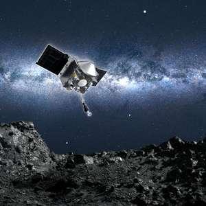 Nasa transmite ao vivo pouso de sonda Osiris-Rex em asteroide Bennu; assista
