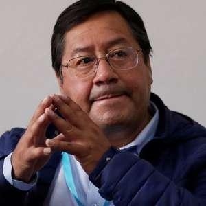 Luis Arce, virtual eleito na Bolívia, sobre Evo Morales: ...