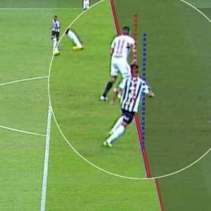 STJD rejeita anulação de jogo entre São Paulo e Atlético-MG