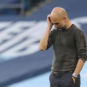 City empata e Guardiola tem seu pior início na história
