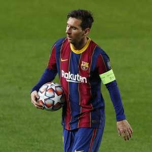 Barça faz 5 com recorde de Messi; Juve vence com 2 de Morata