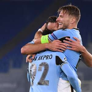 Haaland marca, mas Lazio vence Borussia Dortmund na estreia