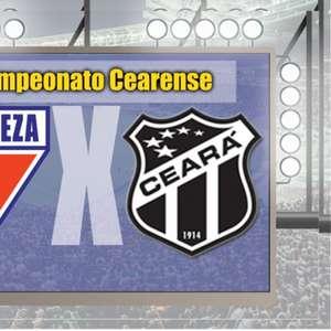Com Leão na vantagem, Fortaleza e Ceará fazem a decisão ...