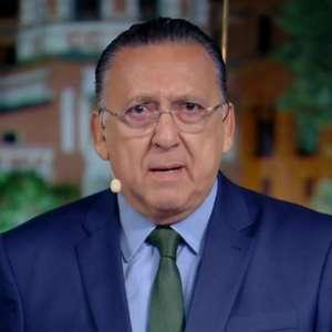 Galvão Bueno opina sobre caso Robinho: 'Estou arrasado, ...