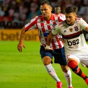 Flamengo x Junior Barranquilla: prováveis times, ...