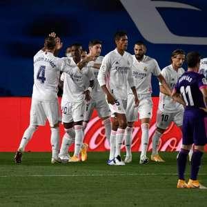 Real Madrid quer fazer valer favoritismo contra o Shakhtar