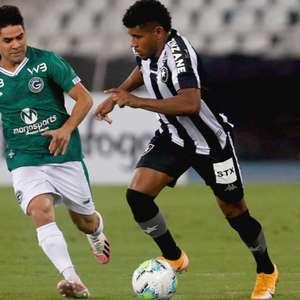 Botafogo volta a passar em branco no placar após ...