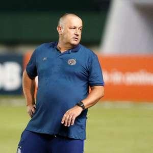 Auxiliar técnico do Bahia analisa triunfo contra o Atlético-MG e minimiza instabilidade