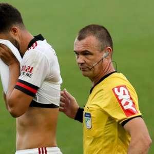 Com lesão no testículo, Gustavo Henrique desfalca o ...