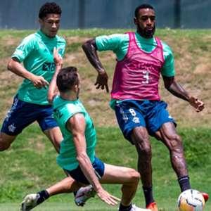 Flamengo finaliza preparação para a Libertadores; ...