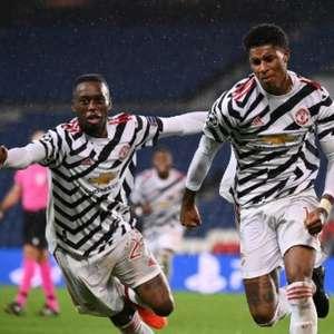 Com golaço de Rashford, Manchester United vence PSG em Paris