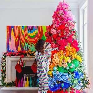 Árvore de Natal Diferente: +68 Ideias para Fazer uma ...