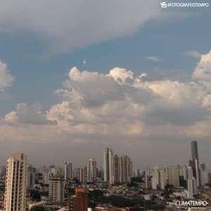 Chuva dá uma trégua a São Paulo nesta quarta