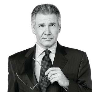 Harrison Ford será capitão desequilibrado em comédia de ...