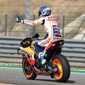 Da rejeição ao conto de fadas: Álex Márquez cala críticos e mostra a que veio na MotoGP