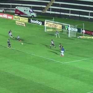 SÉRIE B: Gol de Operário-PR 0 x 1 Cruzeiro