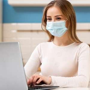 Maior uso de máscaras cirúrgicas pela população pode ...