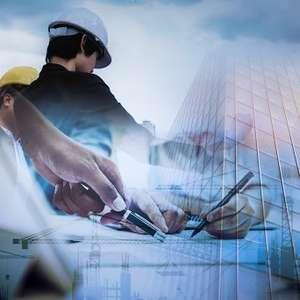 O setor de construção civil está em alta, possibilitando ...