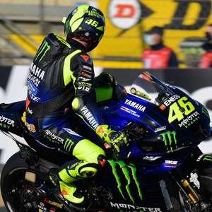 """Stoner diz ser triste ver """"matador"""" Rossi comemorar pódios como se fossem vitórias"""