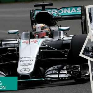 Mercedes W07: o carro da rivalidade explosiva entre ...