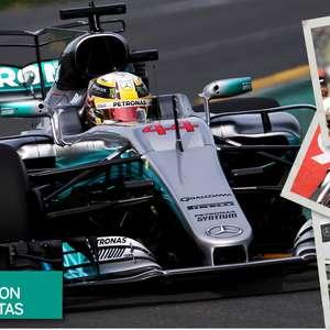 Mercedes W08: o carro do tetracampeonato de Hamilton na ...