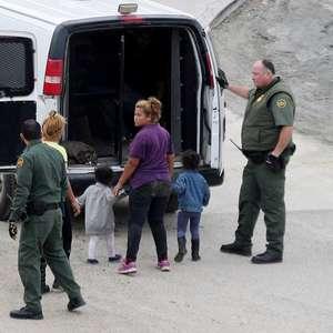 Pais de 545 crianças separadas na fronteira EUA-México ...