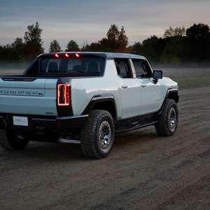 Picape Hummer EV de 1.000 cv é uma ideia espetacular da GM