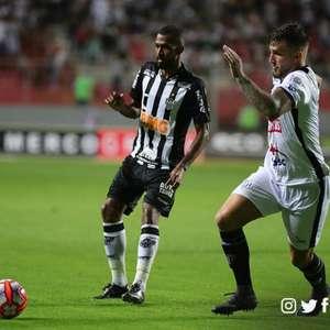 Atlético-MG consegue liminar contra a obrigação de pagar R$ 14 milhões ao atacante Maicon Bolt
