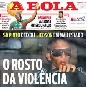 Liedson esclarece desentendimento com Sá Pinto e deseja ...