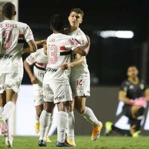 São Paulo se despede com estilo da Liberta ao golear o ...
