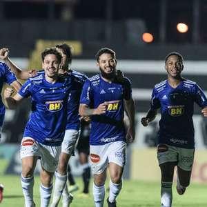 VÍDEO: Veja o gol da vitória do Cruzeiro sobre o Operário-PR
