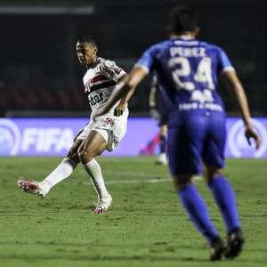 Bruno Alves elogia elenco do São Paulo: 'Confiamos no ...