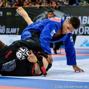 Abu Dhabi Grand Slam Rio de Janeiro no Parque Olímpico ...