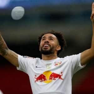 Atacante Claudinho fala sobre sua boa fase no Red Bull Bragantino