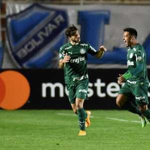 Palmeiras tem dois pendurados para última rodada da fase ...