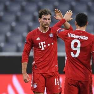 Bayern goleia Atlético de Madrid em estreia na Champions