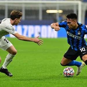 Inter de Milão e Borussia Mönchengladbach empatam pela ...