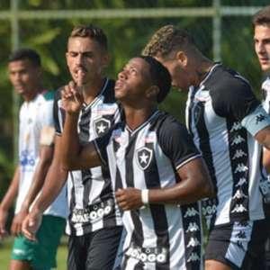 Botafogo goleia a Cabofriense pela segunda rodada da ...
