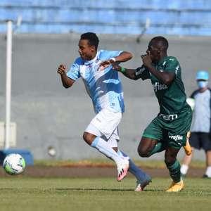 Hinestroza faz golaço em empate do Palmeiras na Copa do ...