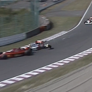 Na Garagem: Senna bate em Prost em dia de vingança e ...