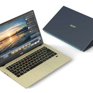 Acer Swift 3X é um dos primeiros notebooks com GPU Intel ...