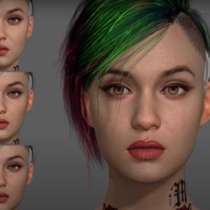Cyberpunk 2077 usa IA para sincronia labial em 10 idiomas