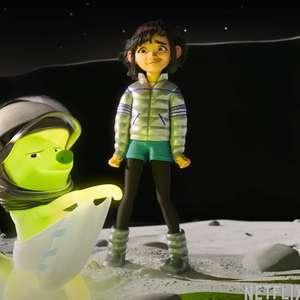 'A Caminho da Lua' mostra o poder da criatividade infantil