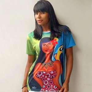 Suyane Moreira inspirou nova Mulher-Maravilha da DC Comics