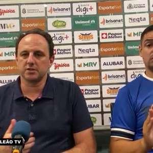 """FORTALEZA: Ceni comenta impacto da conquista do título na decisão da Copa do Brasil e valoriza elenco: """"Não é o melhor do Brasil, mas se entrega com alma e coração"""""""