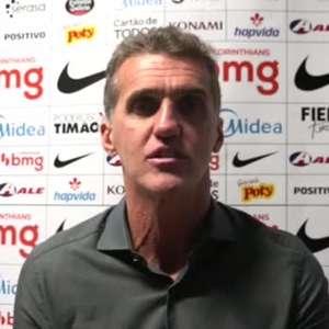 """CORINTHIANS: Mancini evita avaliar seu trabalho no clube até o momento: """"Ainda é muito cedo"""""""