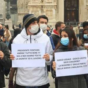 Itália bate novo recorde de casos de coronavírus em 24h