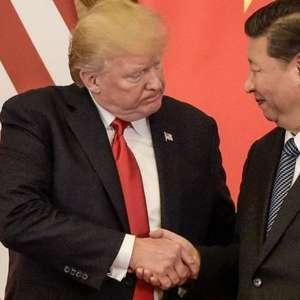 Trump e China: o que se sabe sobre conta de presidente ...